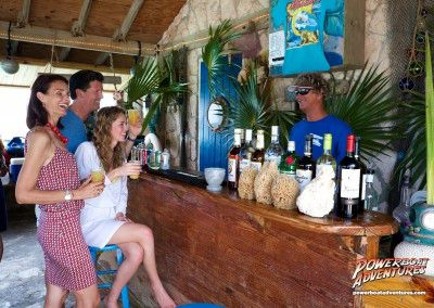 Relax at the bar - All FREE, All Day!